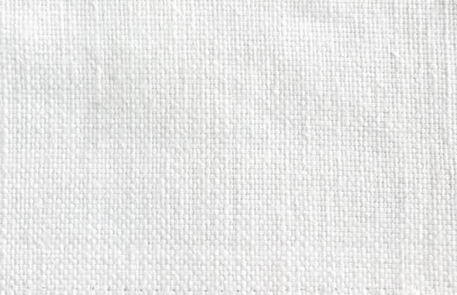 Luxe/White  (slub yarns inherent) • Cotton: 45% | Linen: 55%